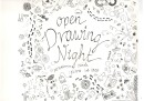 Open drawing night / Odprti termin za risanje