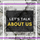 Film in pogovor: Let's talk about us